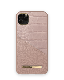 iDeal of Sweden Atelier Etui Obudowa do iPhone 11 Pro Max / iPhone Xs Max (Rose Smoke Croco)