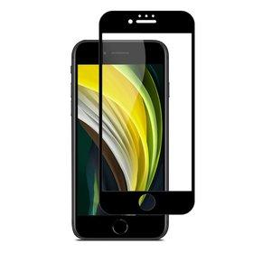 JCPAL Preserver Glass Szkło Harowane na Cały Ekran do iPhone SE (2020) / iPhone 8 / iPhone 7