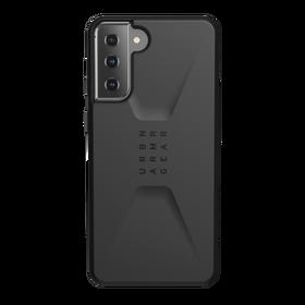 Urban Armor Gear Civilian Etui Pancerne do Samsung Galaxy S21+ (Black)