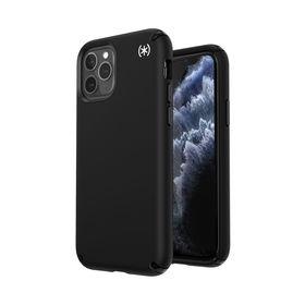 Speck Presidio2 Pro Etui Ochronne do iPhone 11 Pro z Powłoką Microban (Black/Black/White)