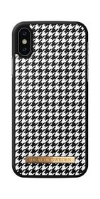 iDeal of Sweden Fashion Case Etui Obudowa do iPhone Xs / iPhone X (Houndstooth)