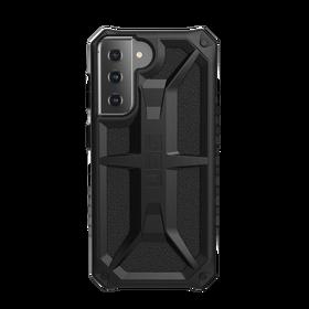 Urban Armor Gear Monarch Etui Pancerne do Samsung Galaxy S21 (Black)