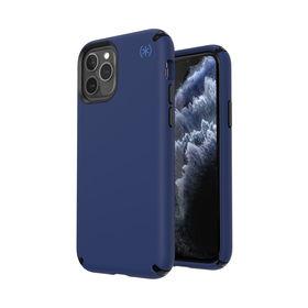 Speck Presidio2 Pro Etui Ochronne do iPhone 11 Pro z Powłoką Microban (Coastal Blue/Black/Storm Grey)