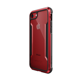 X-Doria Defense Shield Etui Aluminiowe do iPhone 8 / iPhone 7 (Red)