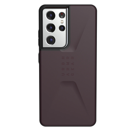 Urban Armor Gear Civilian Etui Pancerne do Samsung Galaxy S21 Ultra (Eggplant)