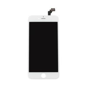 Wyświetlacz LCD z Ekranem Dotykowym do iPhone 6 Plus (Biały) (Premium High Quality)