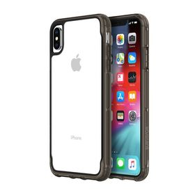 Griffin Survivor Clear Etui Obudowa do iPhone Xs Max (Black/Clear)