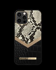 iDeal of Sweden Atelier Etui Obudowa do iPhone 12 Pro Max (Midnight Python)