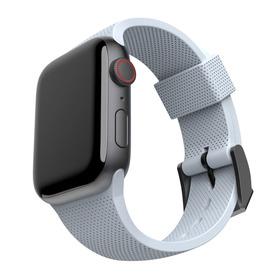Urban Armor Gear [U] DOT Silikonowy Pasek do Apple Watch (44 mm) / Apple Watch (42 mm) (Soft Blue)