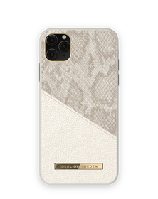 iDeal of Sweden Atelier Etui Obudowa do iPhone 11 Pro Max / iPhone Xs Max (Pearl Python)