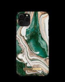 iDeal of Sweden Fashion Etui Obudowa do iPhone 11 Pro Max / iPhone Xs Max (Golden Jade Marble)