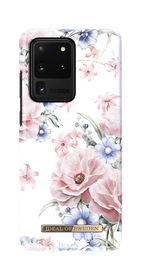 iDeal of Sweden Fashion Case Etui Obudowa do Samsung Galaxy S20 Ultra (Floral Romance)