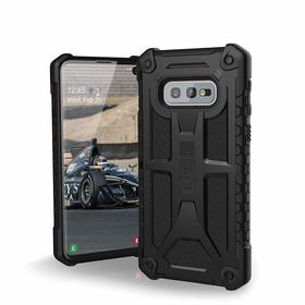 Urban Armor Gear Monarch Etui Pancerne do Samsung Galaxy S10e (Black)