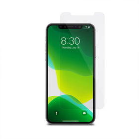 Moshi AirFoil Glass Szkło Hybrydowe do iPhone 11 Pro / iPhone Xs / iPhone X (Clear)