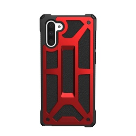 Urban Armor Gear Monarch Etui Pancerne do Samsung Galaxy Note 10 (Crimson)