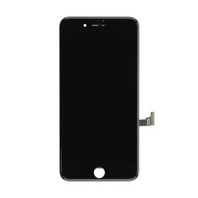Wyświetlacz LCD z Ekranem Dotykowym do iPhone 8 Plus (Czarny) (Premium High Quality)