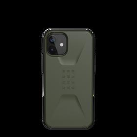 Urban Armor Gear Civilian Etui Pancerne do iPhone 12 Mini (Olive)