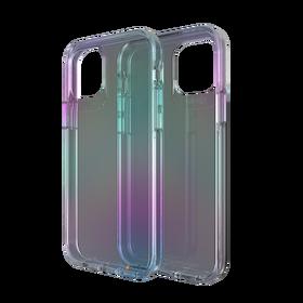 Gear4 Crystal Palace Etui Ochronne do iPhone 12 Pro / iPhone 12 (Iridescent)