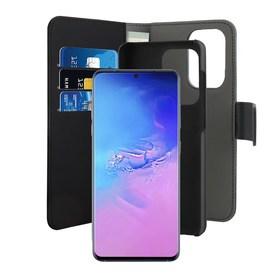 Puro Wallet Detachable Etui Portfel 2w1 Samsung Galaxy S20 Ultra (Czarny)