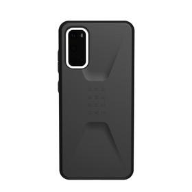 Urban Armor Gear Civilian Etui Pancerne do Samsung Galaxy S20 (Black)
