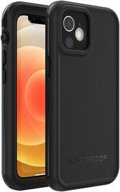 LifeProof FRE Etui Wodoszczelne do iPhone 12 Mini (Black)