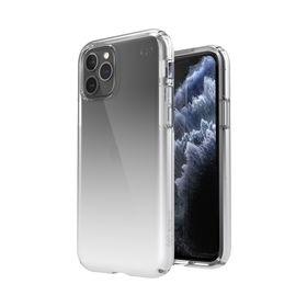 Speck Presidio Perfect-Clear + Ombre Etui Ochronne do iPhone 11 Pro z Powłoką Microban (Clear/Atmosphere Fade)