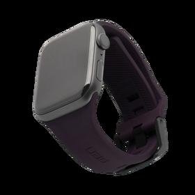 Urban Armor Gear Scout Pasek do Apple Watch (44 mm) / Apple Watch (42 mm) (Eggplant)