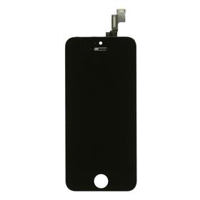 Wyświetlacz LCD z Ekranem Dotykowym do iPhone 5S (Czarny) (Premium High Quality)