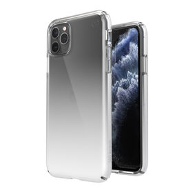 Speck Presidio Perfect-Clear + Ombre Etui Ochronne do iPhone 11 Pro Max z Powłoką Microban (Clear/Atmosphere Fade)