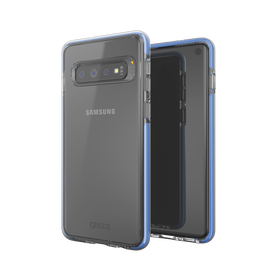Gear4 D3O Piccadilly Etui Obudowa do Samsung Galaxy S10 (Blue)