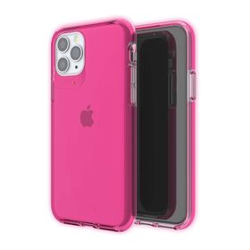 Gear4 Crystal Palace Neon Etui Ochronne do iPhone 11 Pro Max (Neon Pink)