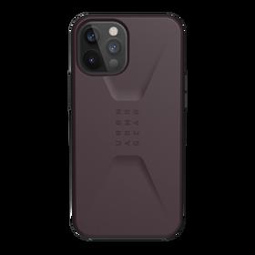 Urban Armor Gear Civilian Etui Pancerne do iPhone 12 Pro Max (Eggplant)