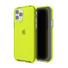 Gear4 Crystal Palace Neon Etui Ochronne do iPhone 11 Pro Max (Neon Yellow)