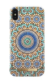 iDeal Of Sweden Fashion Case Etui Obudowa do iPhone Xs Max (Moroccan Zellige)