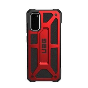 Urban Armor Gear Monarch Etui Pancerne do Samsung Galaxy S20 (Crimson)