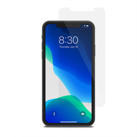 Moshi AirFoil Glass Szkło Hybrydowe do iPhone 11 / iPhone Xr (Clear)