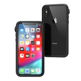 Catalyst Impact Protection Case Etui Pancerne do iPhone Xs / X (Stealth Black)