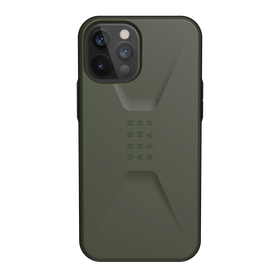 Urban Armor Gear Civilian Etui Pancerne do iPhone 12 Pro Max (Olive)