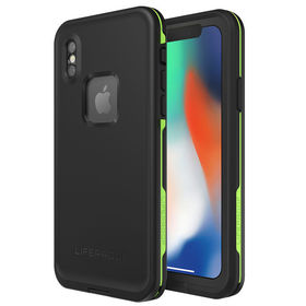 LifeProof FRE Etui Wodoszczelne IP68 do iPhone X (Asphalt)