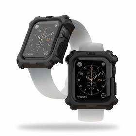 Urban Armor Gear UAG Watch Case Etui Ochronne do Apple Watch 5 (44mm) / Apple Watch 4 (44mm) (Black/Black)