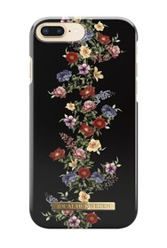 iDeal Of Sweden Fashion Case Etui Obudowa do iPhone 8 Plus / 7 Plus / 6S Plus / 6 Plus (Dark Floral)