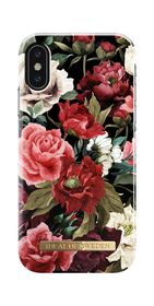 iDeal of Sweden Fashion Case Etui Obudowa do iPhone Xs / iPhone X (Antique Roses)