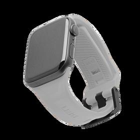 Urban Armor Gear Scout Pasek do Apple Watch (44 mm) / Apple Watch (42 mm) (Silver)