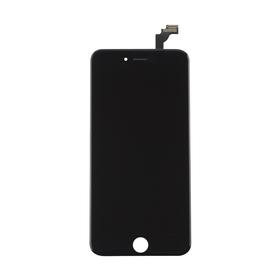 Wyświetlacz LCD z Ekranem Dotykowym do iPhone 6 (Czarny) (Premium High Quality)