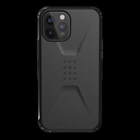 Urban Armor Gear Civilian Etui Pancerne do iPhone 12 Pro Max (Black)