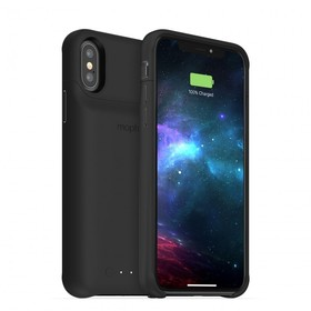 Mophie Juice Pack Access Etui z Wbudowaną Baterią 2000 mAh do iPhone Xs / iPhone X (Black)