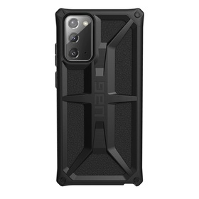 Urban Armor Gear Monarch Etui Pancerne do Samsung Galaxy Note20 (Black)