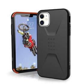 Urban Armor Gear UAG Civilian Etui Ochronne do iPhone 11 (Black)