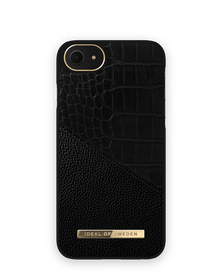 iDeal of Sweden Atelier Etui Obudowa do iPhone SE (2020) / iPhone 8 / iPhone 7 / iPhone 6s / iPhone 6 (Nightfall Croco)