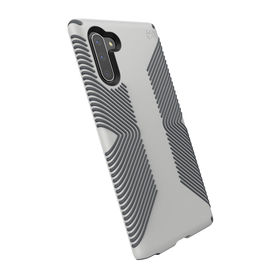 Speck Presidio Grip Etui Ochronne do Samsung Galaxy Note 10 (Marble Grey/Anthracite Grey)